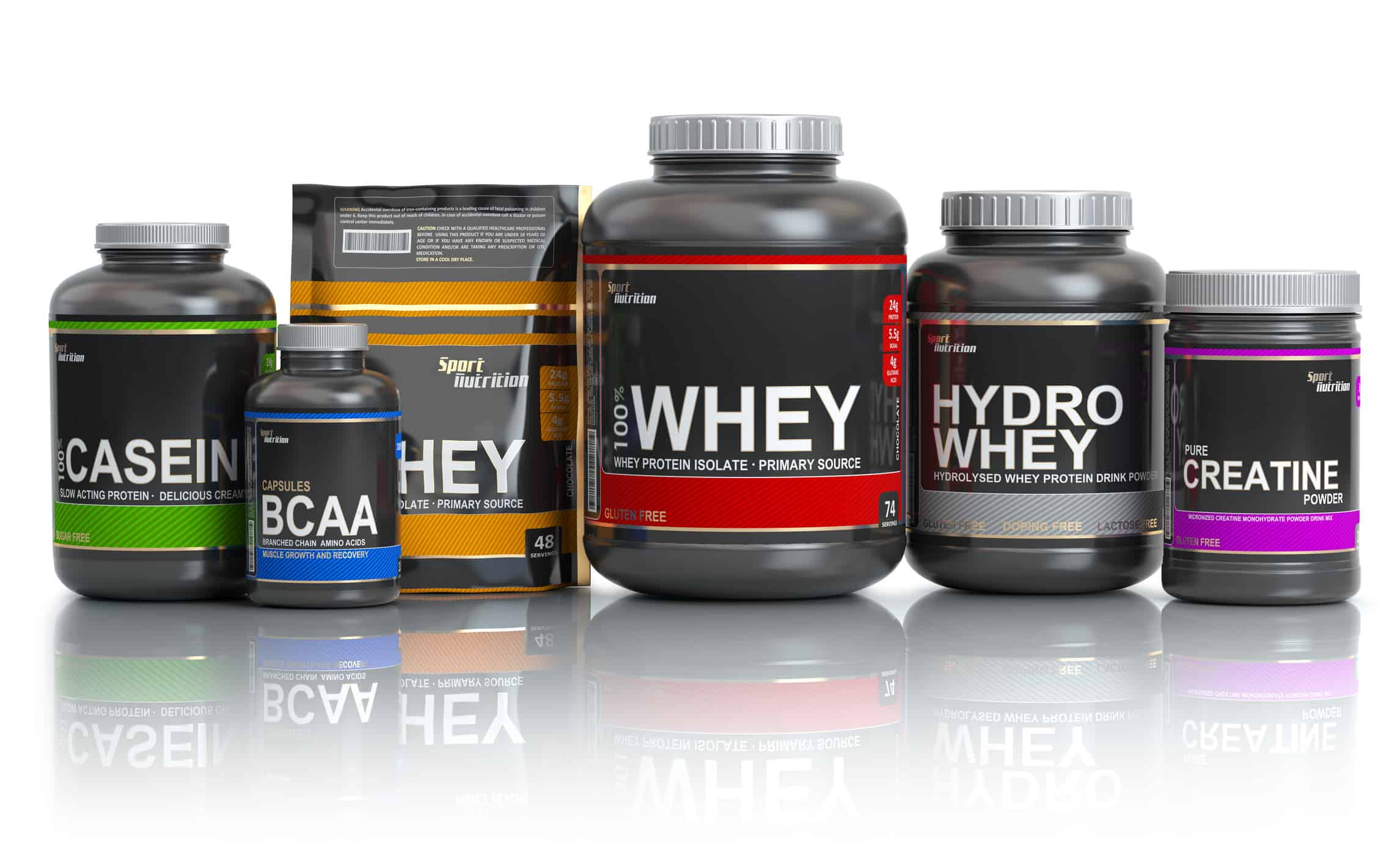 Supplements That Build Muscle Which Products Actually Work