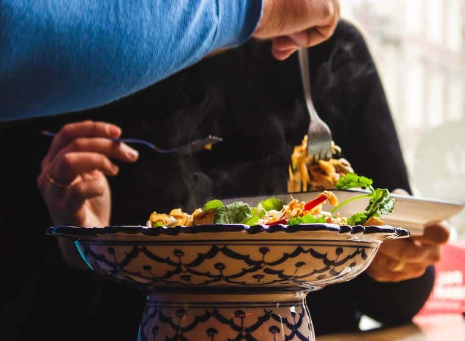 Proper Nutrition - healthy meals