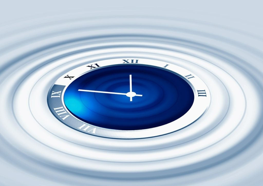 A picture of a clock in reference to how long you should do liss cardio