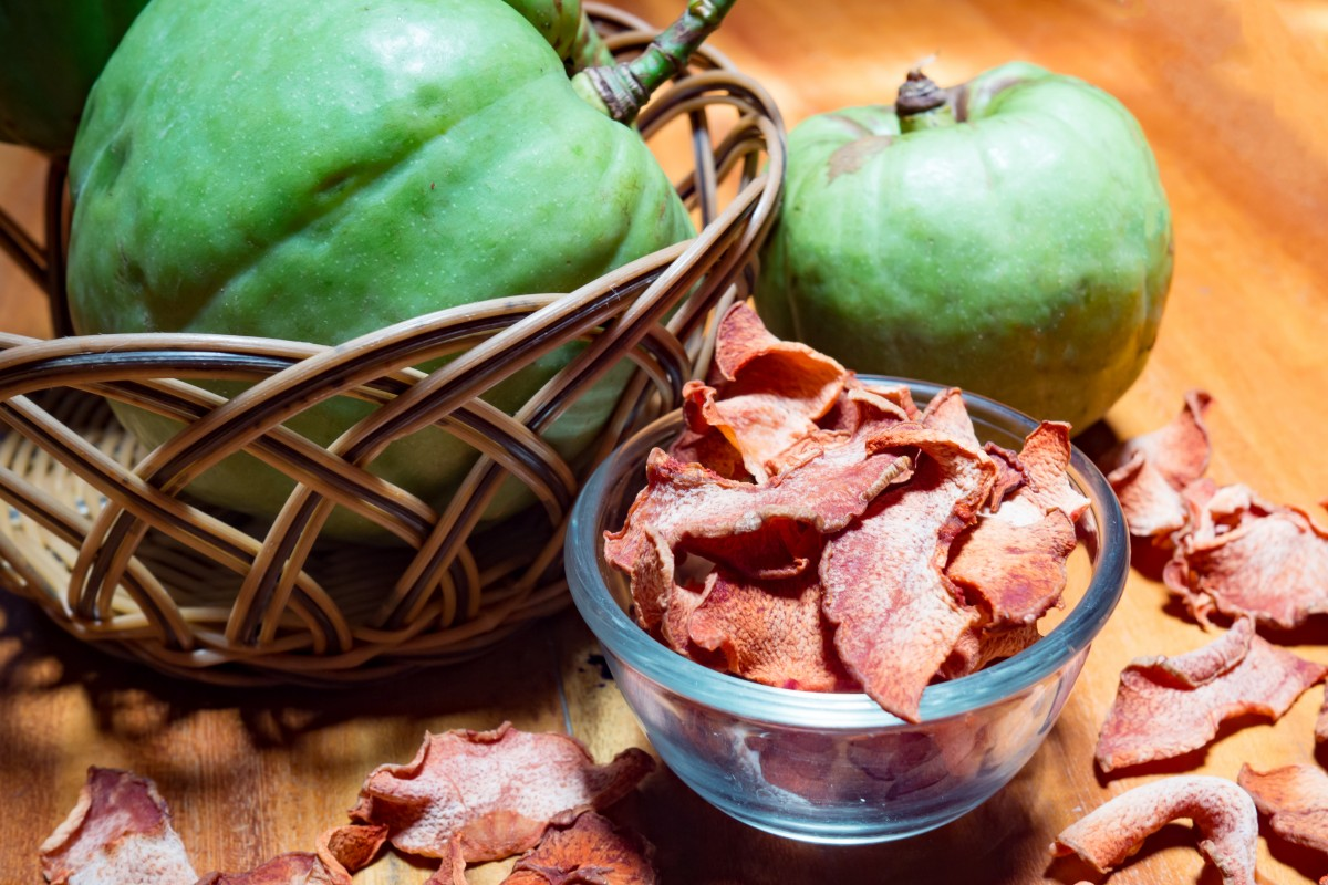 Picture of garcinia cambogia, an ingredient in winsol for a cutting stack