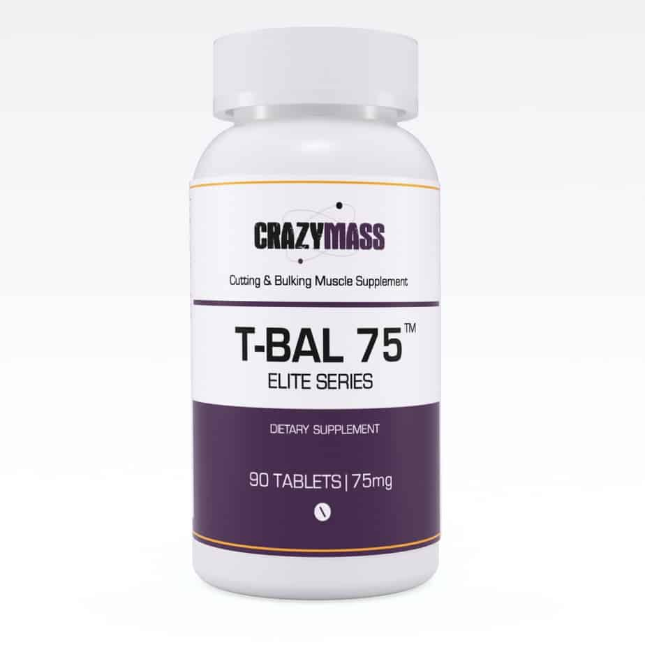 a product vector of t-bal 75 elite series from crazymass